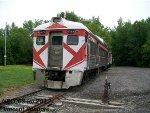CP Rail Diesel Car (RDC) 9250
